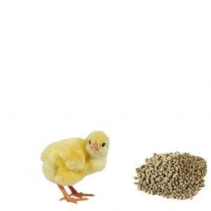 Комбикорм ПК-5 для цыплят до 1 месяца, 40 кг, ИСТРА