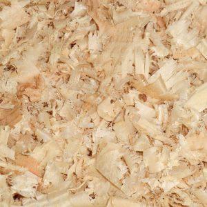 Стружка древесная